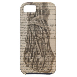 anatomical foot iPhone 5 cover