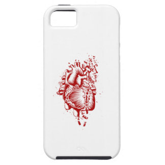 Anatomical Heart iPhone 5 Case