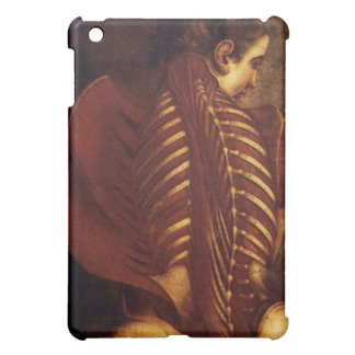 Anatomy/Skeletal of Female Back  iPad Mini Cover
