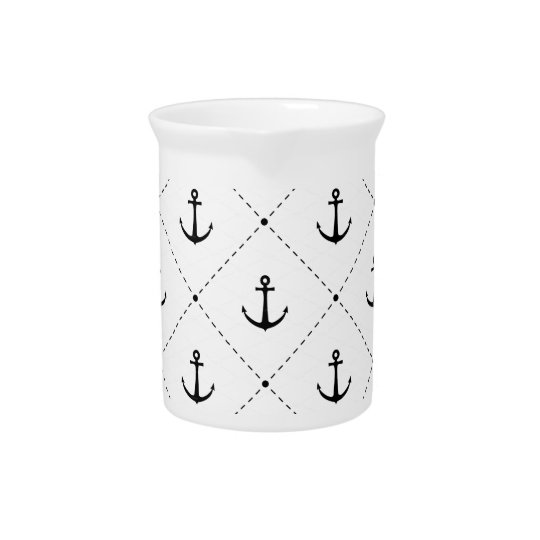 Anchor Design Pitcher