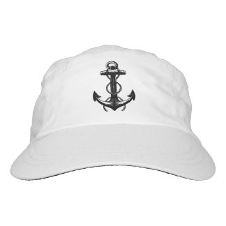 Anchor Sway Black Anchor Hat