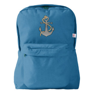 Anchor with Rope Backpack