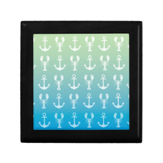 Anchors and Lobsters Gift Box