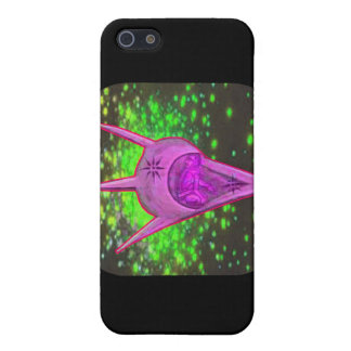 Ancient Astronauts iPhone 5 Cover