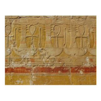 Ancient Egyptian Key Of Life Ankh Post Card