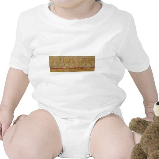 Ancient Egyptian Key Of Life Ankh Baby Bodysuit