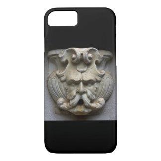 Ancient Garden Fountain Cell Phone Case
