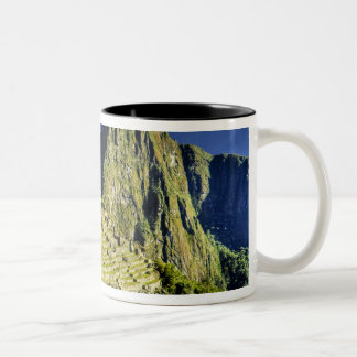 Ancient Machu Picchu, last refuge of the Two-Tone Coffee Mug