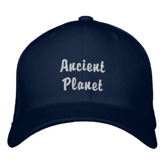 ANCIENT PLANET Embroidered Cap