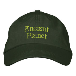 ANCIENT PLANET Embroidered Hat