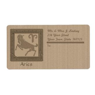 Ancient Zodiac -Aries