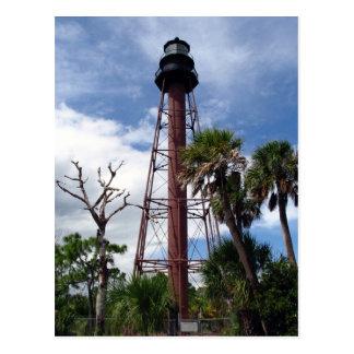 Anclote Keys Lighthouse Postcard