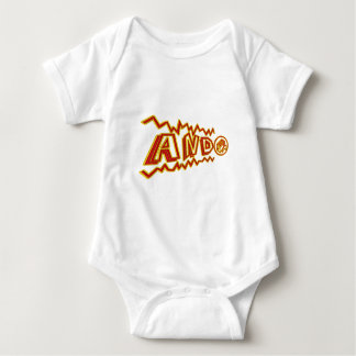 And Graphic T Baby Bodysuit