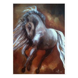 Andalusian Horse by Leni Tarleton Postcard