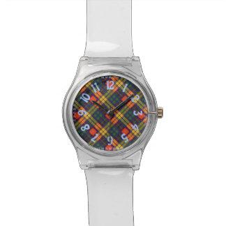 Anderson clan Plaid Scottish tartan Watch