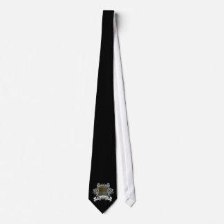 Anderson Tartan Shield Tie