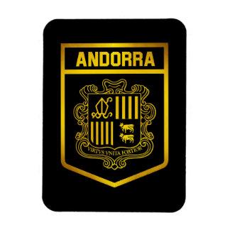 Andorra Emblem Magnet