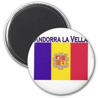 Andorra la Vella Magnet