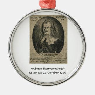 Andreas Hammerschmidt Christmas Ornament