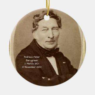 Andreas Peter Berggreen Christmas Ornament