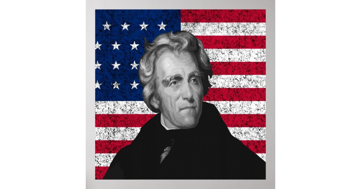 Andrew Jackson Hero Poster