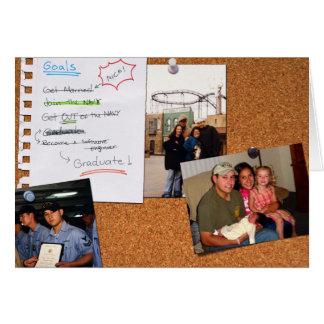 Andrew's Graduation Card