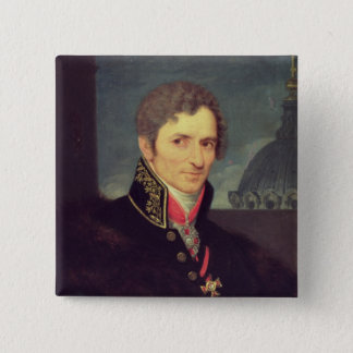 Andrey Voronikhin 15 Cm Square Badge