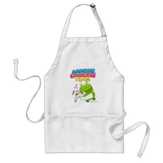 Android Cooking Time Standard Apron