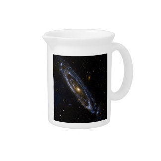 ANDROMEDA GALAXY (outer space) ~.jpg Beverage Pitcher