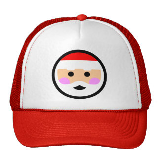 "Andy Awesome® ""Happy Santa"" cap"