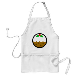 "Andy Awesome® ""Xmas-Pudding"" apron"