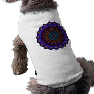 Anemone Kaleidoscope Mandala Shirt