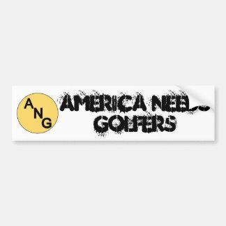 ANG Sticker