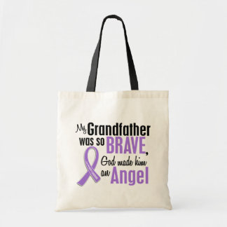 Angel 1 Hodgkins Lymphoma Grandfather Bag