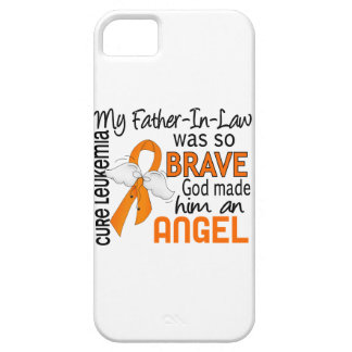 Angel 2 Father-In-Law Leukemia Barely There iPhone 5 Case
