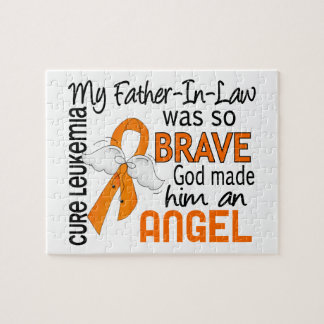 Angel 2 Father-In-Law Leukemia Puzzles
