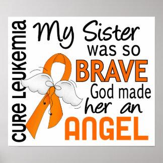 Angel 2 Sister Leukemia Poster