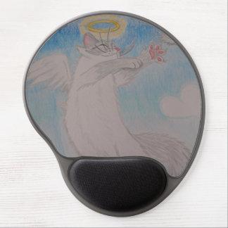 Angel Cat Gel Mouse Pad
