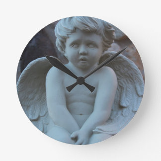 Angel Child Wallclock