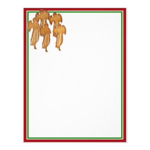 Angel Cookie Choir Flyers