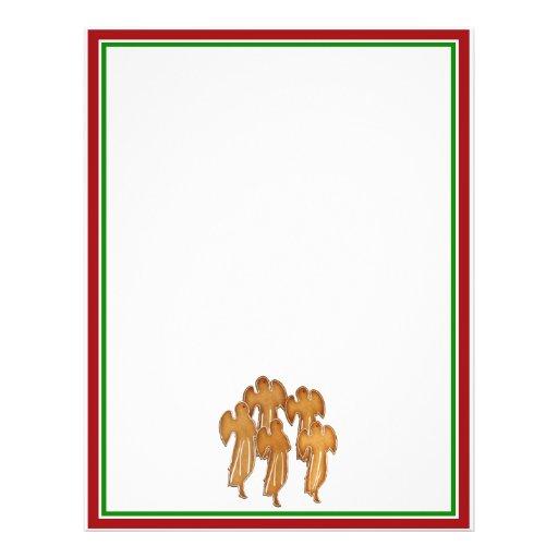 Angel Cookie Choir Custom Flyer