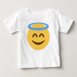 Angel Emoji Baby T-Shirt