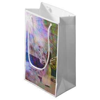 Angel Gazing Custom Gift Bag