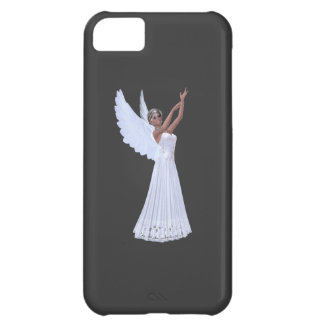 Angel in Blue iPhone 5C Case