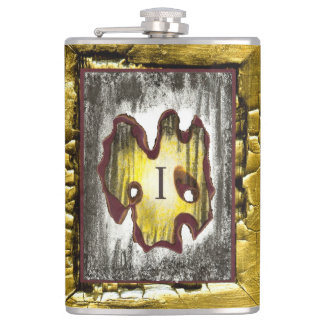 Angel of Death Hip Flask