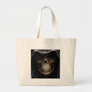 Angel of Death Large Tote Bag