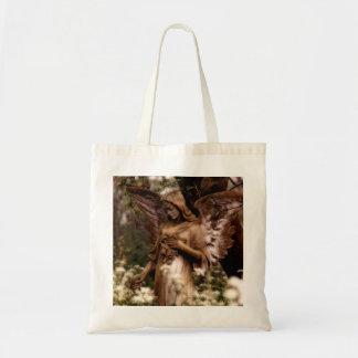 Angel of Highgate Tote Bag