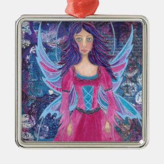 Angel of Hope.jpg Christmas Ornament