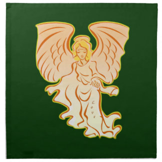 Angel Of Love Napkins