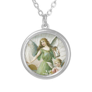 Angel of the guard necklaces